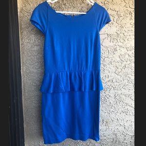 Express Dresses - Blue Dress